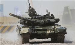 ارتش عراق ۳۶ تانک T-۹۰ از روسیه تحویل گرفت