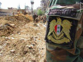 آغاز عملیات گسترده ارتش سوریه علیه تروریست های جبهه النصره در غوطه شرقی/ پاکسازی ۴ منطقه در غده سرطانی دمشق + نقشه میدانی و تصاویر