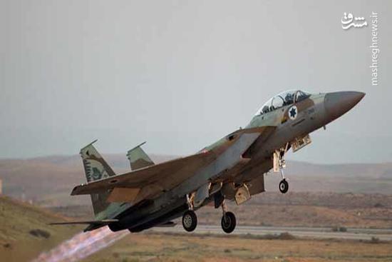 حمله موشکی صهیونیستها به غزه