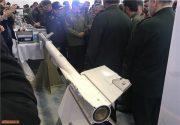 رونمایی از  پروژه موشکی «آذرخش» در هوانیروز سپاه +عکس
