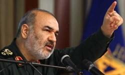 سردار سلامی: تسلط آمریکا بر منطقه از بین رفته است