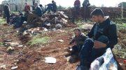 مردم شهرک های نبل و الزهرا کمک های مردم کُرد را در زمان محاصره فراموش نکردند/ ورود ۴۰۰ هزار تن از مردم جنگ زده عفرین به شهرک های شیعه نشین حلب+ تصاویر