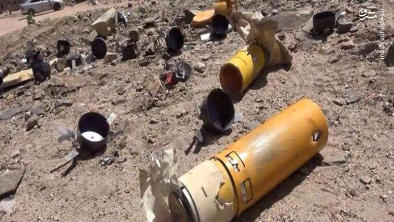 وقتی رسانههای غربی قاتلان واقعی مردم یمن را عمدا سانسور میکنند/ از « ۹ هزار» بار سوخترسانی آمریکا تا ارسال بمبهای خوشهای انگلیسی +عکس
