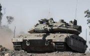 کشته شدن سرباز اسراییلی در چپ کردن تانک