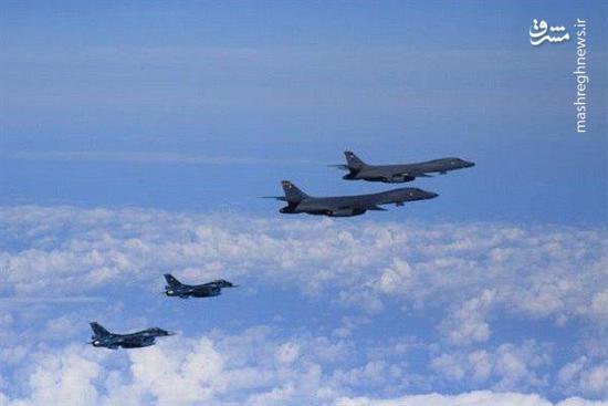 جنگندههای آمریکایی ۸ نقطه را در سوریه هدف قرار میدهند