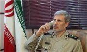 تمجید وزیر دفاع ایران از موفقیت سوریه