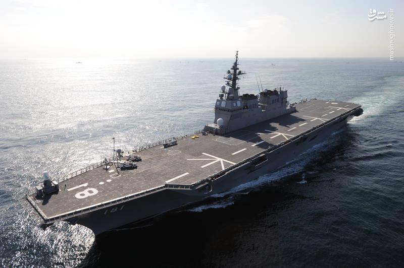 برنامه مدون اما بی سر و صدای ژاپن برای دور زدن تحریمهای نظامی/ رونق استفاده از ناوهای کوچک هواپیمابر در شرق آسیا +عکس