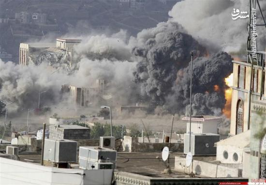 حملات هوایی صهیونیستها به مواضع مقاومت در غزه