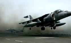 یک جنگنده آمریکا در جیبوتی سقوط کرد