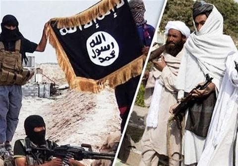 درگیری طالبان با داعش در شمال افغانستان