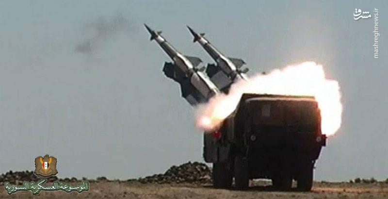 کدام سامانههای پدافندی سوریه به جنگ کروزها رفتند؟/ کارنامه موفق؛ از سام ۳ تا سام ۱۷ +عکس