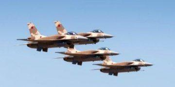خروج اف ۱۶ های مغربی از ائتلاف سعودی