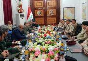 امیر حاتمی: آماده همکاریهای همه جانبه دفاعی با عراق هستیم