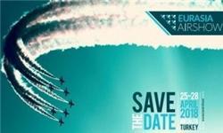 حضور پررنگ ایران در نمایشگاه هوافضای ترکیه
