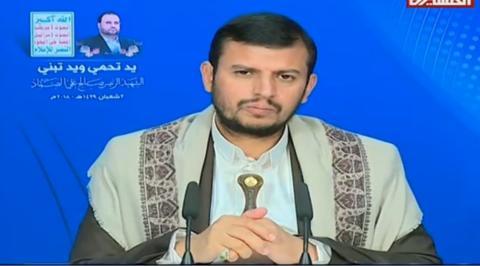الحوثی: عربستان و امارات، آمریکا را معبود خود میدانند