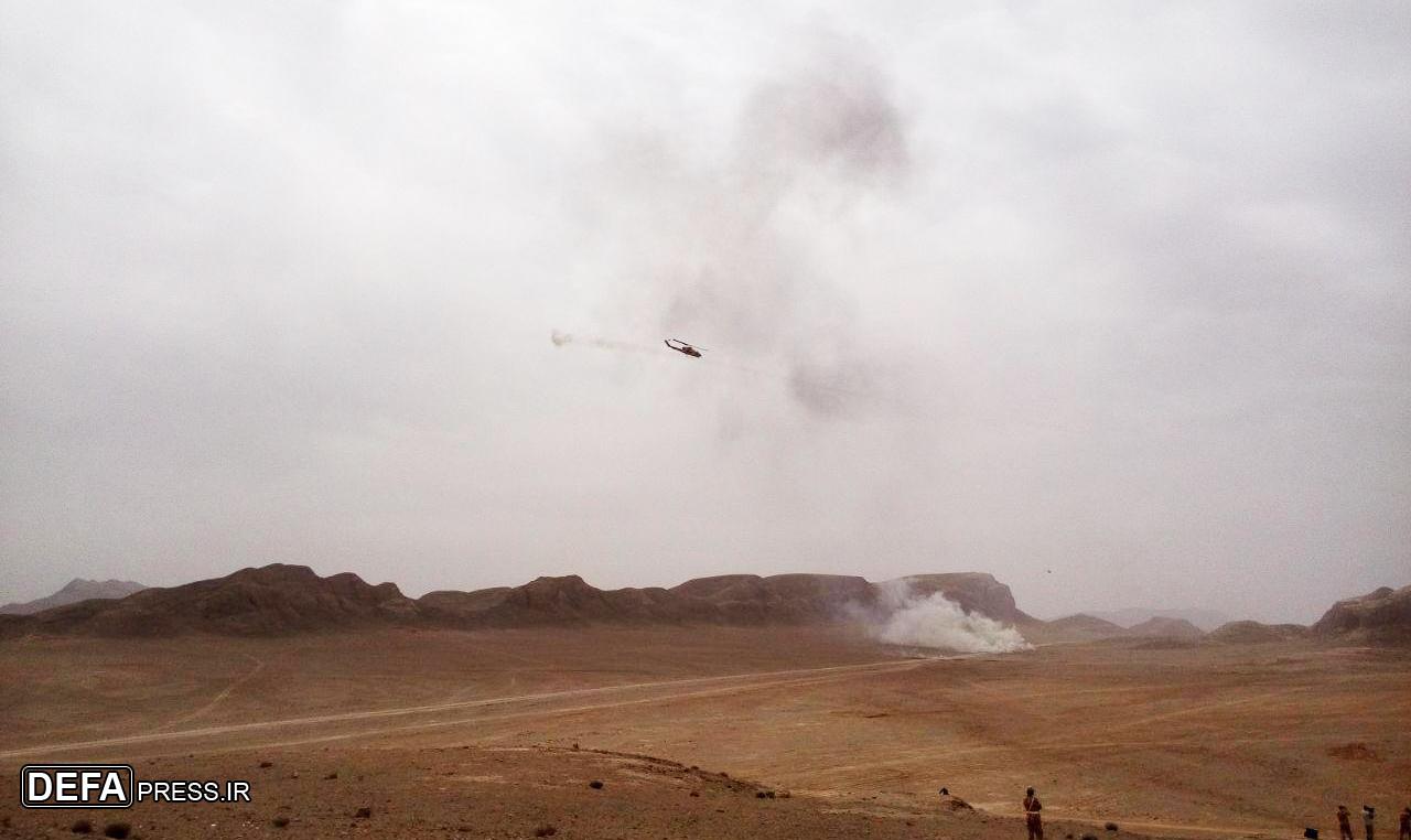 تولید نوع جدیدی از موشکها برای بالگردهای هجومی/ پذیرش دانشجویان خارجی در مرکز آموزش بالگردی هوانیروز