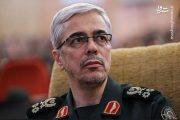 سرلشکر باقری:حامی ملت افغانستان هستیم