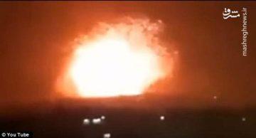 حمله موشکی یمن به سیستم راداری سعودیها در «خمیس مشیط»