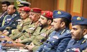 بازدید هیئت نظامی عمانی از دانشگاه دفاع ملی