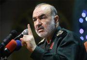 سردار سلامی: ایران برای خطرناکترین سناریوهای تهدید آماده است