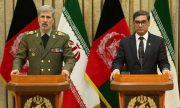 وزیر دفاع:امنیت افغانستان امنیت ایران است