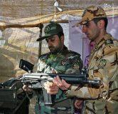 عکس/ اسلحه ژ-۳ «زاویه زن» در ایران