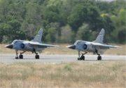 پرواز جگندههای میراژ F-1 نهاجا + عکس