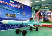 ساخت ایران| موشک کروز ۳۰۰ کیلومتری قدیر + تصاویر