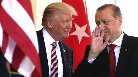 ۲ گزینه آمریکا برای اردوغان چیست؟