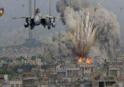 حملات گسترده جنگندههای سعودی به استان «صعده» یمن