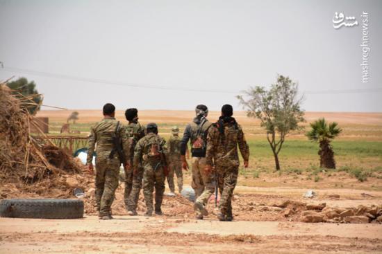 پیام آمریکا به تروریستهای جنوب سوریه