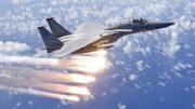 سقوط یک فروند اف ۱۵ آمریکایی در ژاپن