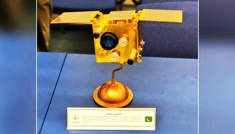 پاکستان به زودی ماهواره داخلی خود را به فضا می فرستد
