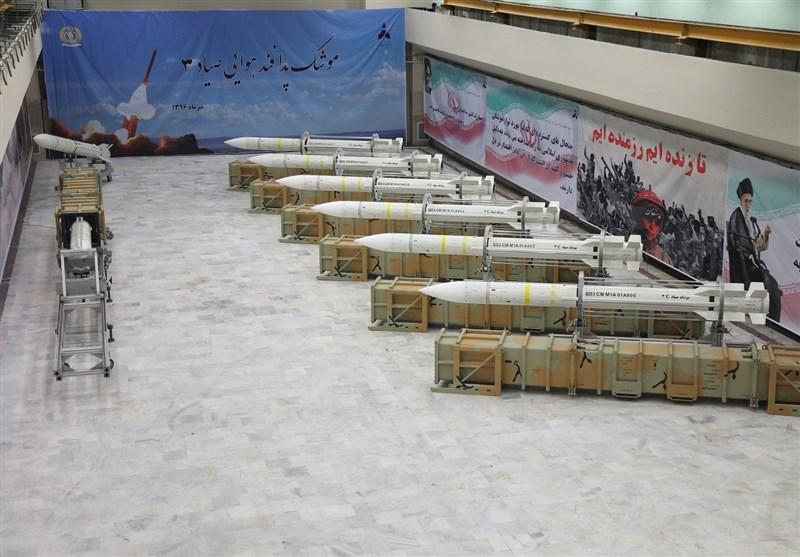 ساخت ایران| موشک پدافندی صیاد – ۳ + عکس