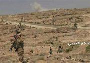 آزادسازی مناطقی جدید در لحج