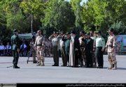 هدف از طراحی «مسجدالاقصی» در مراسم دانشگاه سپاه