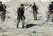آمادگی کلاهسبزهای ارتش برای همکاری با نیروهای ویژه چین