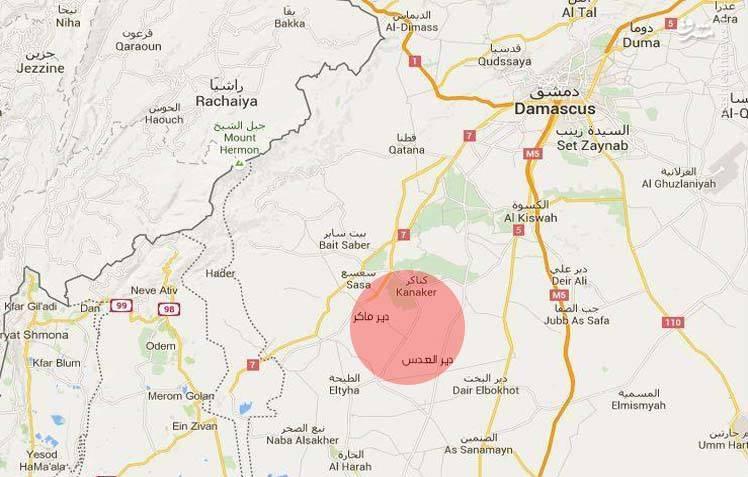 تحولات جنوب سوریه؛ حملات به مثلث مرگ