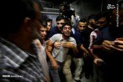 حمله هوایی اسرائیل به غزه در پاسخ به بادبادک/ یک فلسطینی شهید شد