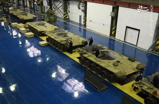 تحول جدی در توان زرهی نیروهای مسلح/ تزریق ۸۰۰ تانک جدید به سازمان رزم ارتش و سپاه +عکس