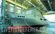 هند کشتی رهگیری موشک تولید می کند