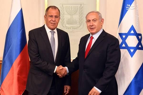 لفاظیهای نتانیاهو در دیدار با لاوروف علیه ایران