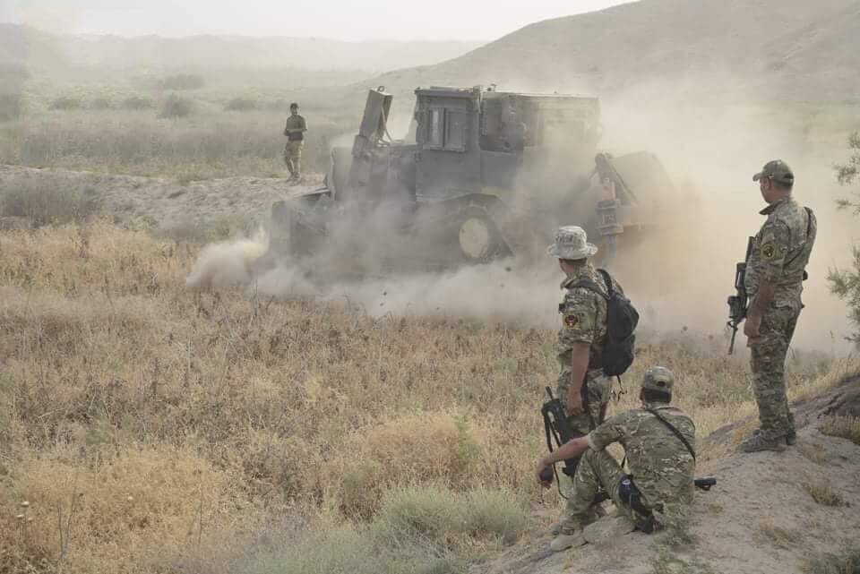 آخرین تحولات میدانی عراق؛ شکستهای سنگین هستههای خاموش داعش در کرکوک، صلاح الدین و الانبار + نقشه میدانی و تصاویر