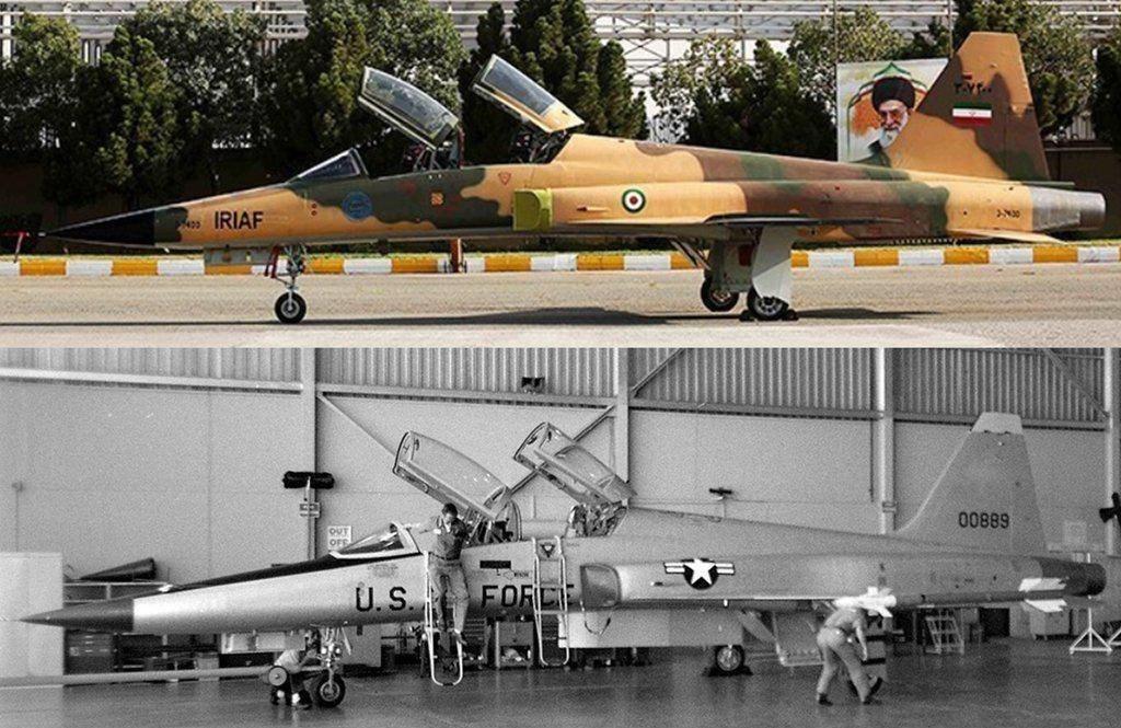 """گزارش: آیا """"جنگنده کوثر"""" همان F-۵ است؟"""