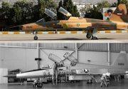 """تکرار/گزارش: آیا """"جنگنده کوثر"""" همان F-۵ است؟"""