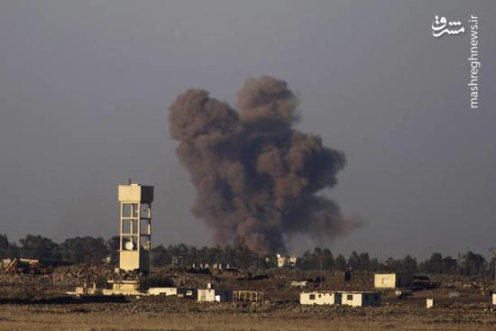 هشدار مسکو درباره احتمال حمله شیمیایی ساختگی در سوریه