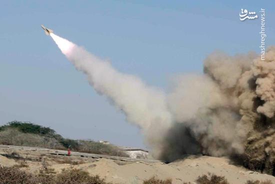 شلیک بیش از ۳ موشک بالستیک به جنوب عربستان سعودی