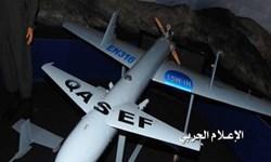حمله پهپادی به محل نشست فرماندهان مزدوران در یمن
