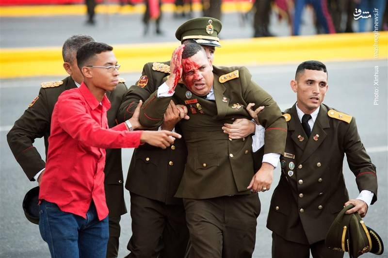 در حاشیه ترور رئیسجمهور ونزوئلا با پهبادهای مسلح