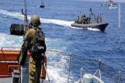 مانور دریایی مشترک اسرائیل با چند کشور اسلامی